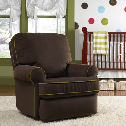 Image of Tryp Swivel Glider Recliner