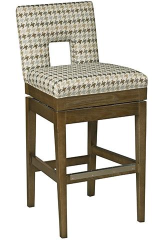 Swivel Barstool 6653 Ssb Style Upholstering Inc Bar