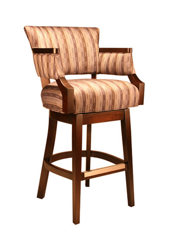 Swivel Barstool 720 Style Upholstering Inc Bar