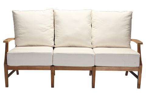 Summer Classics - Croquet Teak Sofa - 28354