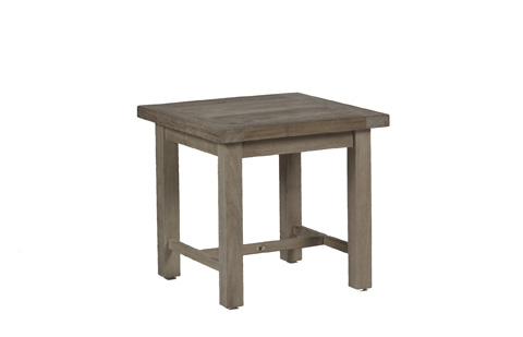 Summer Classics - Club Teak End Table - 285515