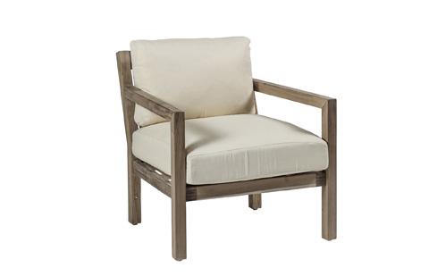 Summer Classics - Club Teak Lounge Chair - 285715