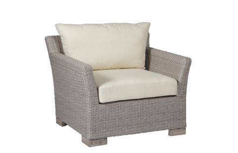 Summer Classics - Club Woven Lounge Chair - 3627