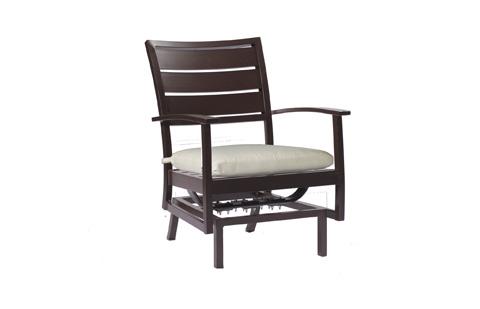 Summer Classics - Charleston Euro Spring Lounge Chair - 3676