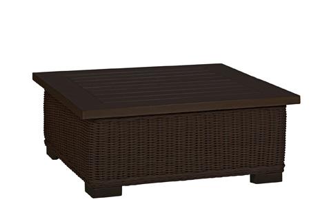 Summer Classics - Rustic Coffee Table - 3764