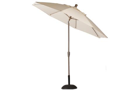Summer Classics - 9 Crank Auto Tilt Umbrella - 7562
