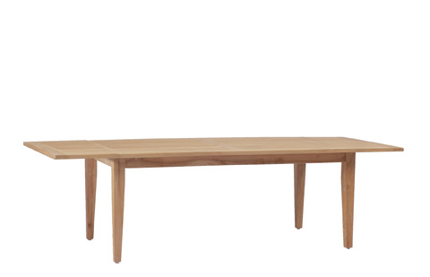 Summer Classics - Rectangular Farm Extension Dining Table - 28654