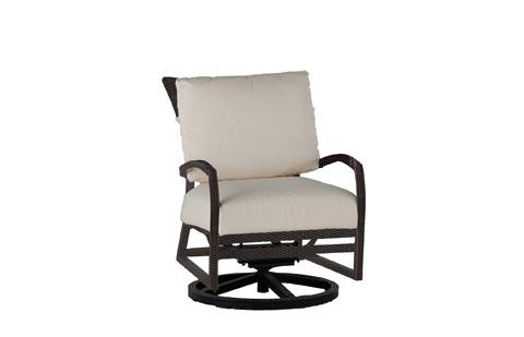 Summer Classics - Skye Swivel Rocking Lounge Chair - 3597