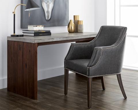 Sunpan Modern Home - Madrid Desk - 100484