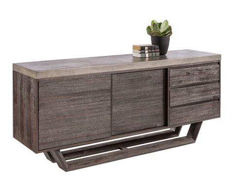 Sunpan Modern Home - Langley Sideboard - 100775