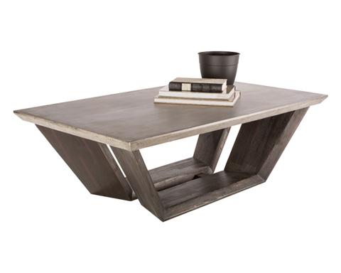 Sunpan Modern Home - Langley Coffee Table - 100777