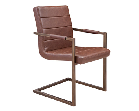 Sunpan Modern Home - Jafar Arm Chair - 100888