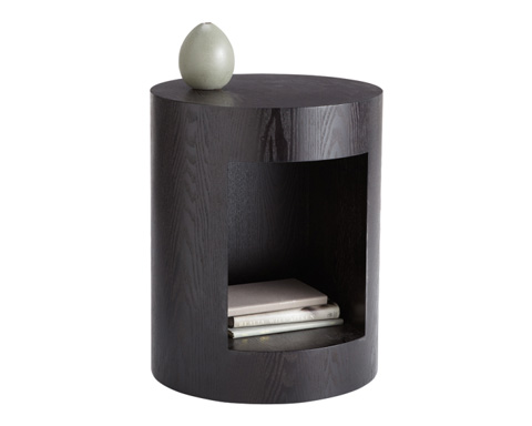 Sunpan Modern Home - Beacon End Table in Espresso - 14351