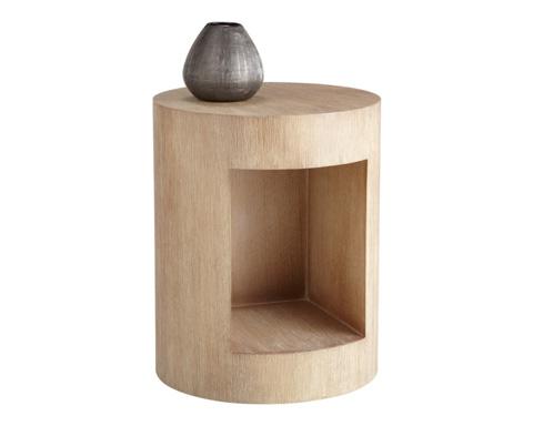 Sunpan Modern Home - Beacon End Table in Driftwood - 34351