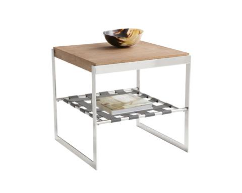 Sunpan Modern Home - Wisdom End Table - 50360