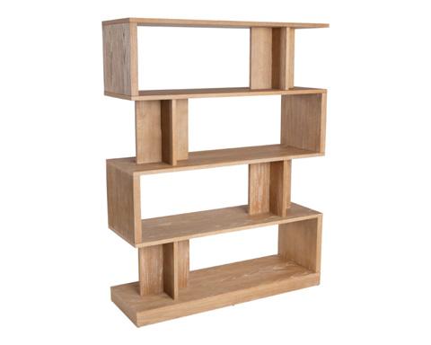 Image of Morrissey Bookshelf in Driftwood