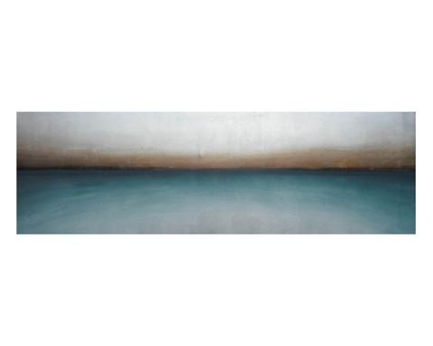Sunpan Modern Home - Teal Haze Art - A0074