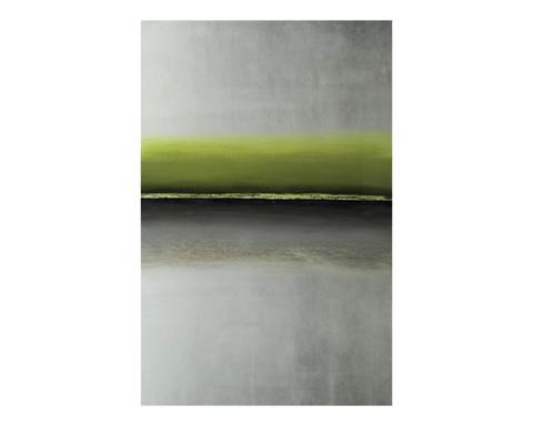 Sunpan Modern Home - Silver Storm Art - A0093