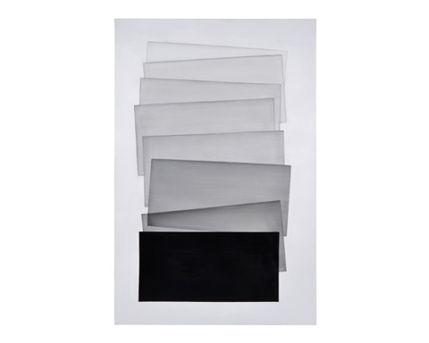 Sunpan Modern Home - Stacked Art - A0126