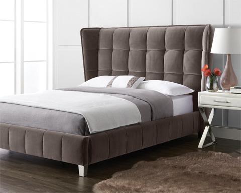 Sunpan Modern Home - Cadam Queen Bed - 100872