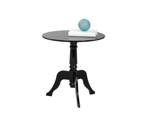 Sunpan Modern Home - Cassandra Round End Table - 101339