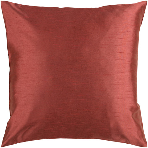 Surya - Brick Polyester Accent Pillow with Down Filler - HH045-1818D