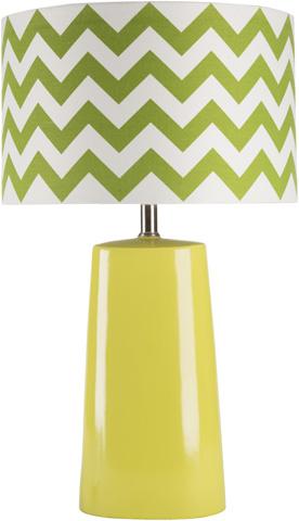 Image of Green Gabby Lamp