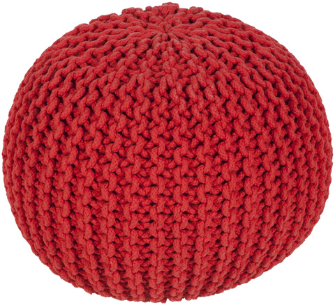 Image of Malmo Red Pouf