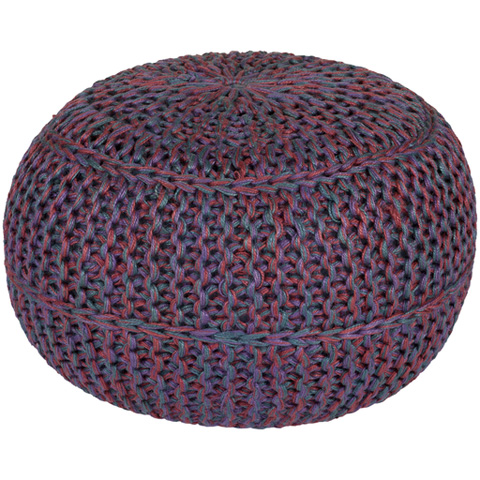 Image of Wisteria Pouf