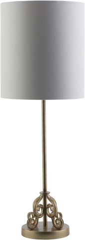Surya - Ackerman Table Lamp - ACK742-TBL