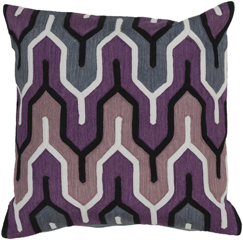 Surya - Aztec Throw Pillow - AR107-1818D