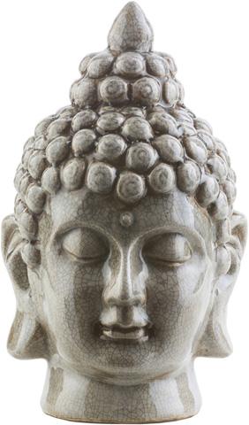 Surya - Buddha Head Statue - BDH500-M