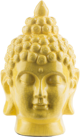 Surya - Buddha Head Statue - BDH503-M