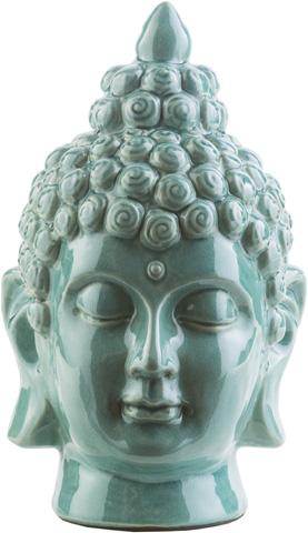 Surya - Buddha Head Statue - BDH504-M