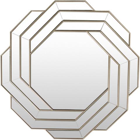 Surya - Wall Mirror - BRW-7200