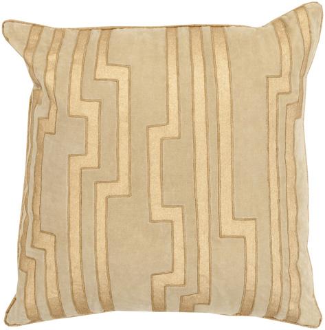 Surya - Velocity Throw Pillow - COV002-1818D