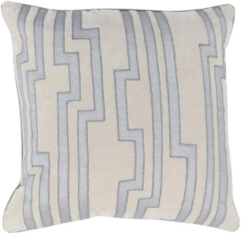 Surya - Velocity Throw Pillow - COV004-1818D