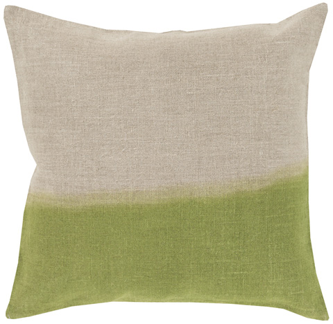 Surya - Dip Dyed Throw Pillow - DD015-1818D