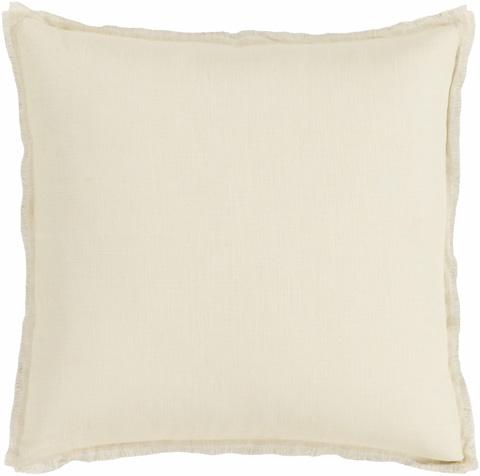 Surya - Eyelash Throw Pillow - EYL009-1818D