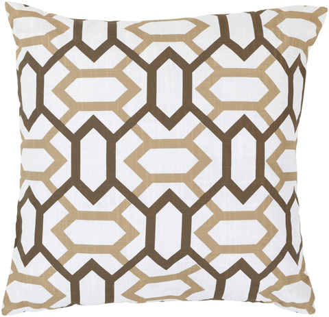 Surya - Zoe Throw Pillow - FF014-1818D