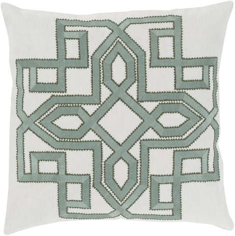 Surya - Gatsby Throw Pillow - GLD001-1818D