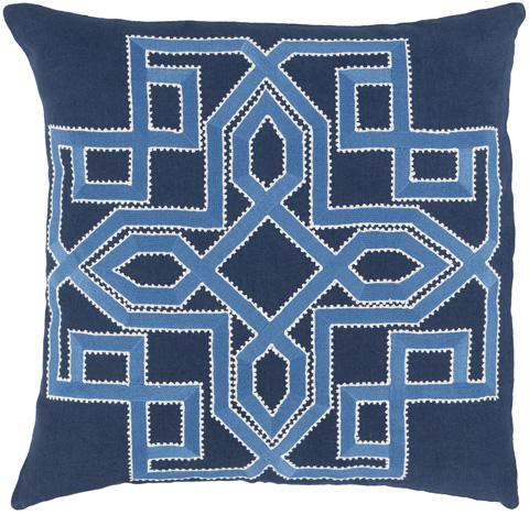 Surya - Gatsby Throw Pillow - GLD002-1818D