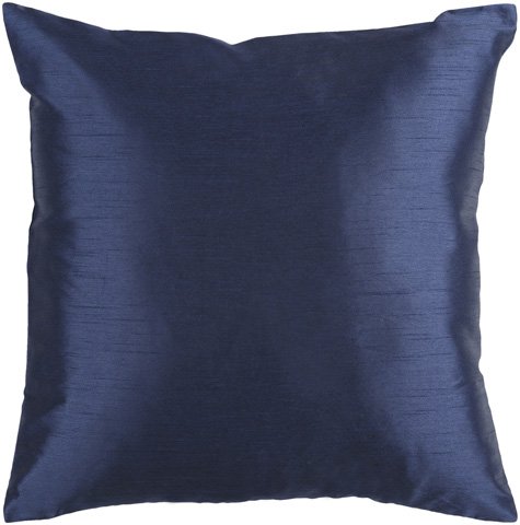 Surya - Solid Luxe Throw Pillow - HH032-1818D