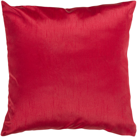 Surya - Solid Luxe Throw Pillow - HH035-1818D