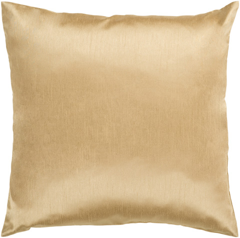 Surya - Solid Luxe Throw Pillow - HH038-1818P