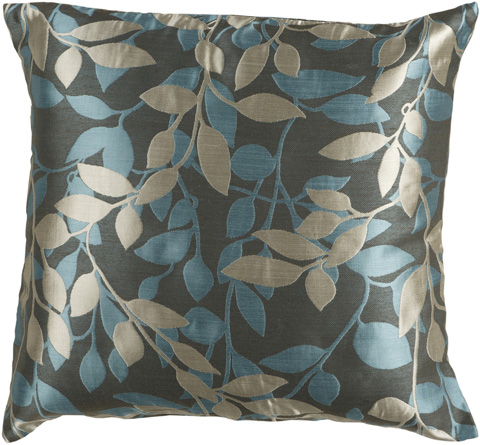 Surya - Wind Chime Throw Pillow - HH059-1818D