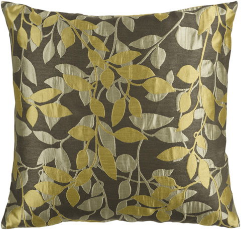 Surya - Wind Chime Throw Pillow - HH060-1818D