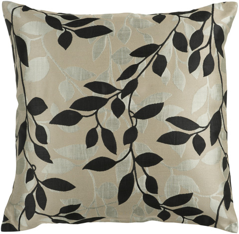 Surya - Wind Chime Throw Pillow - HH061-1818P
