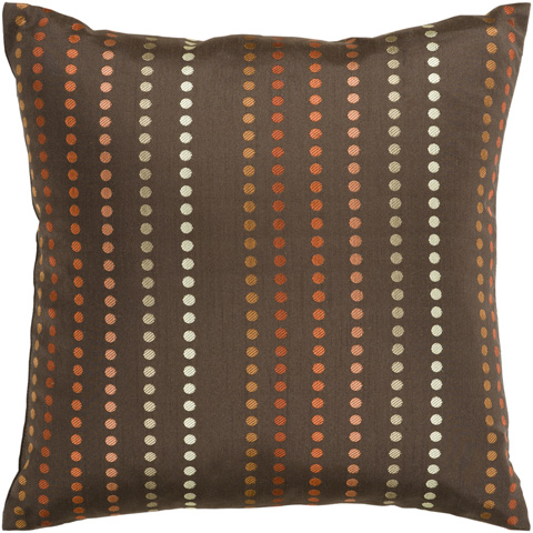 Surya - Dots Throw Pillow - HH081-1818D