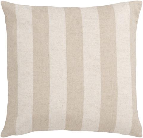 Surya - Simple Stripe Throw Pillow - JS015-1818D